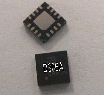 D306A Electroluminescent Lamp Driver with Microcontroller